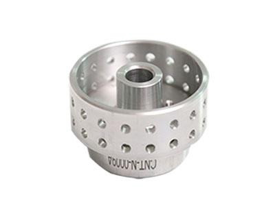 precision aluminum part